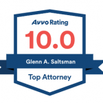 Saltsman AVVO Badge